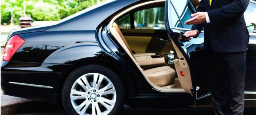 taxi privé avec chauffeur